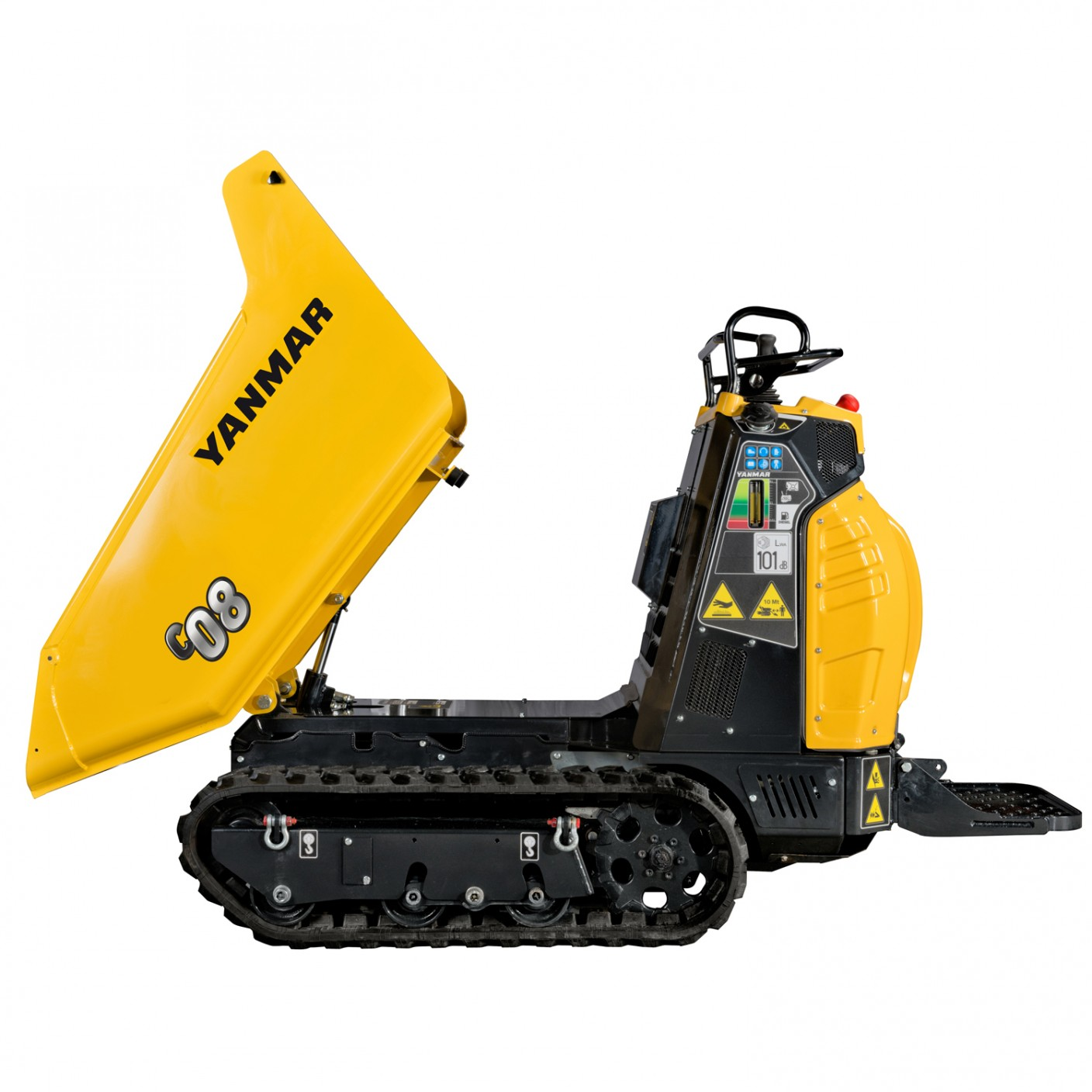 YANMAR CO8 POWER