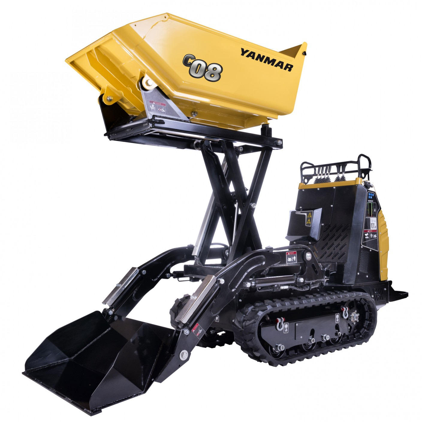 YANMAR CO8 HI-TIP
